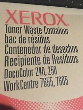 Xerox Toner Waste Container Docucolor 240250 Work Centre 76557665