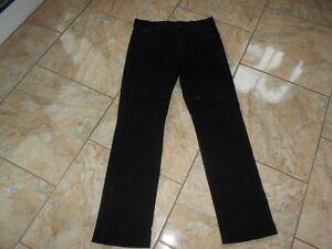 L34 Wrangler Noir Nouveau J2215 Jeans W34 qOwtH