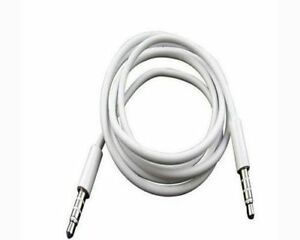 1m-3-5mm-Stereo-Jack-AUX-Cable-Auxiliary-Car-Lead-Male-Audio-Gold-Plated-UK-SALE