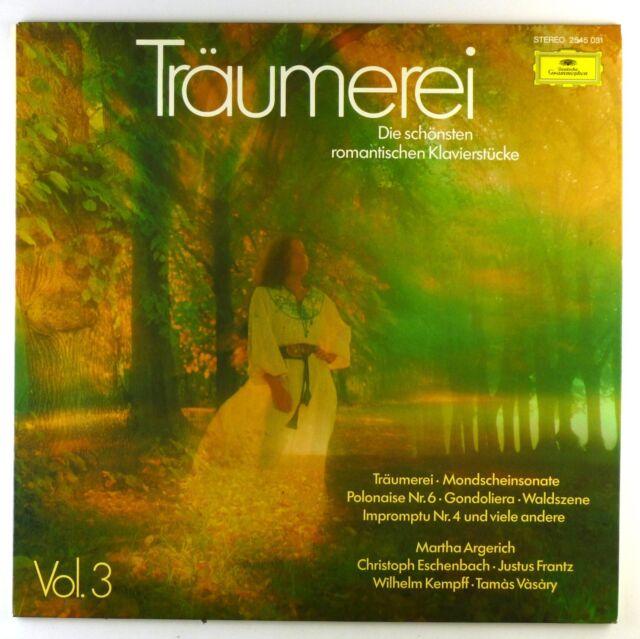 """12"""" LP - Various - Träumerei Vol. 3 - Klavierstücke - D1207"""