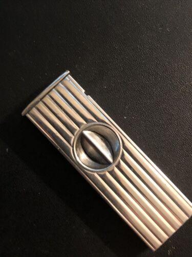 Tiffany & Co. Sterling Silver Cigar Cutter. Rare