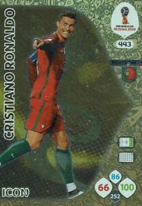 Panini-Adrenalyn-XL-World-Cup-2018-Russia-WM-Nr-443-Icon-Cristiano-Ronaldo-POR