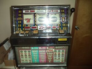 Double Diamond Deluxe Slot Machine Manual