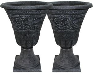 Urn Planter Flower Pot Plant Garden