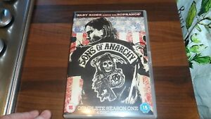 Sons-Of-Anarchy-Series-1-Complete-DVD-2010-4-Disc-Set-WATCHED-ONCE-VGC