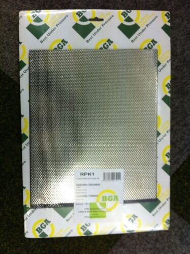 Exhaust Gasket Material Universal 1 x sheet metal gasket and 1 x sheet paper