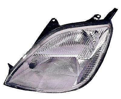 Ford Fiesta Mk6 02-05 replacement passenger headlight