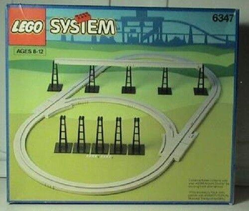 Juego De Lego 6347 Paquete de accesorios de explotación por monocarril