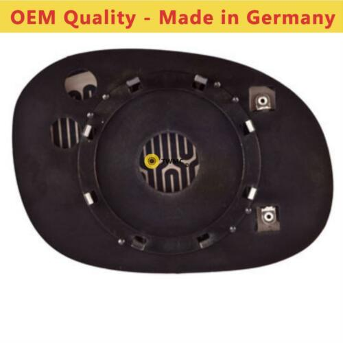 LHS Wing Mirror For Citroen C3 Clip On Non Heated Fits to Reg 2003 To 2010