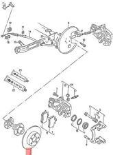 Genuine Brake disc AUDI VW 100 Quattro A6 Wagon S6 Passat 4A0615601A