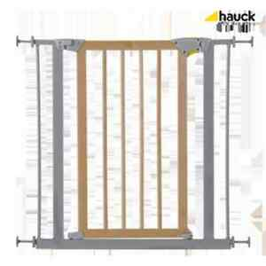 Türgitter Deluxe Wood and safety gate / hauck / MH-223 / NEU - Macken, Deutschland - Türgitter Deluxe Wood and safety gate / hauck / MH-223 / NEU - Macken, Deutschland