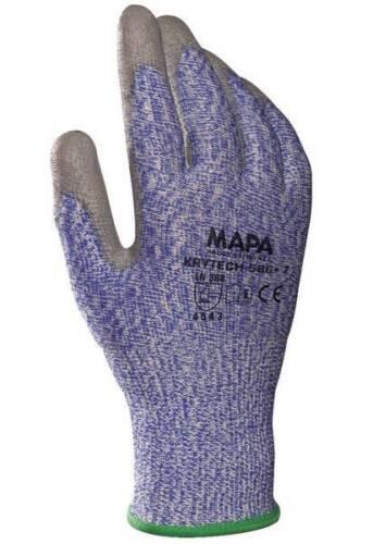 MAPA 586 Krytech Handschuhe Gr.7 Schnittschutz Level 5 1 Paar
