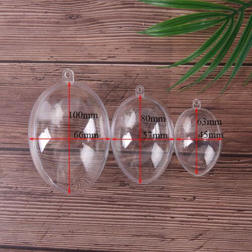 heart plastic acrylic mold egg ball choose shape /& size MW bath bomb mould
