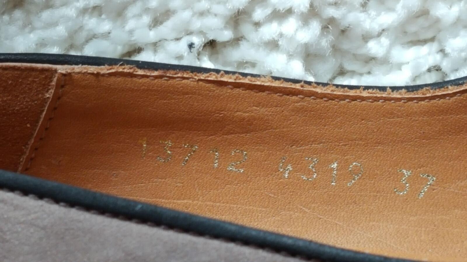 Pumps von von von billi bi Copenhagen Gr. 37 tupe leder neu Hoher Neupreis 5f9b99