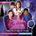 The Thirteenth Stone by Justin Richards (CD-Audio, 2007)