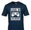 miniature 7 - Level Unlocked Gamer T-Shirt Birthday Boy Personalised Age Level Tee top