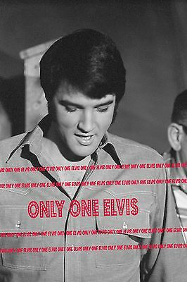 ELVIS PRESLEY in the Movies 1969 Photo CHANGE of HABIT on the set rare 03