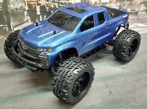 Silverado-Z71-Trail-Boss-Custom-Painted-4X4-Volcano-EPX-1-10-RC-Monster-Truck