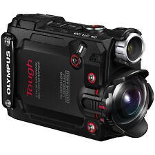 Olympus Stylus TG-Tracker 4K Action Cam Waterproof Shockproof Freezeproof, Black