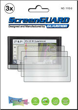 3x Clear LCD Screen Protector Garmin Nuvi 2597 LT LM LMT 2597LT 2597LM 2597LMT