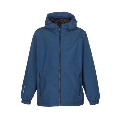 Killtec Boys Kids NEW Florio JR Waterproof WindProof Rain Jacket Hooded Raincoat