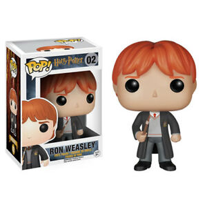 FUNKO POP Movies! Harry Potter Ron Weasley Vinyl Figure Limited Edition