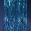"""thumbnail 14 - FOIL BACKDROP 40""""x10'  Party Fringe Curtain Decor Choose Color"""