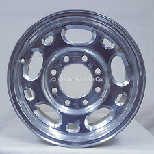 101Q Used Aluminum Wheel - 99-06 Chevy Silverado/Avalanche/Suburban,16x6.5