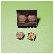 2x Power Inductor 1:1 Trafo Serie Parallel 32uH 0.8A 0.25Ohm CTX33-1P Coiltronic