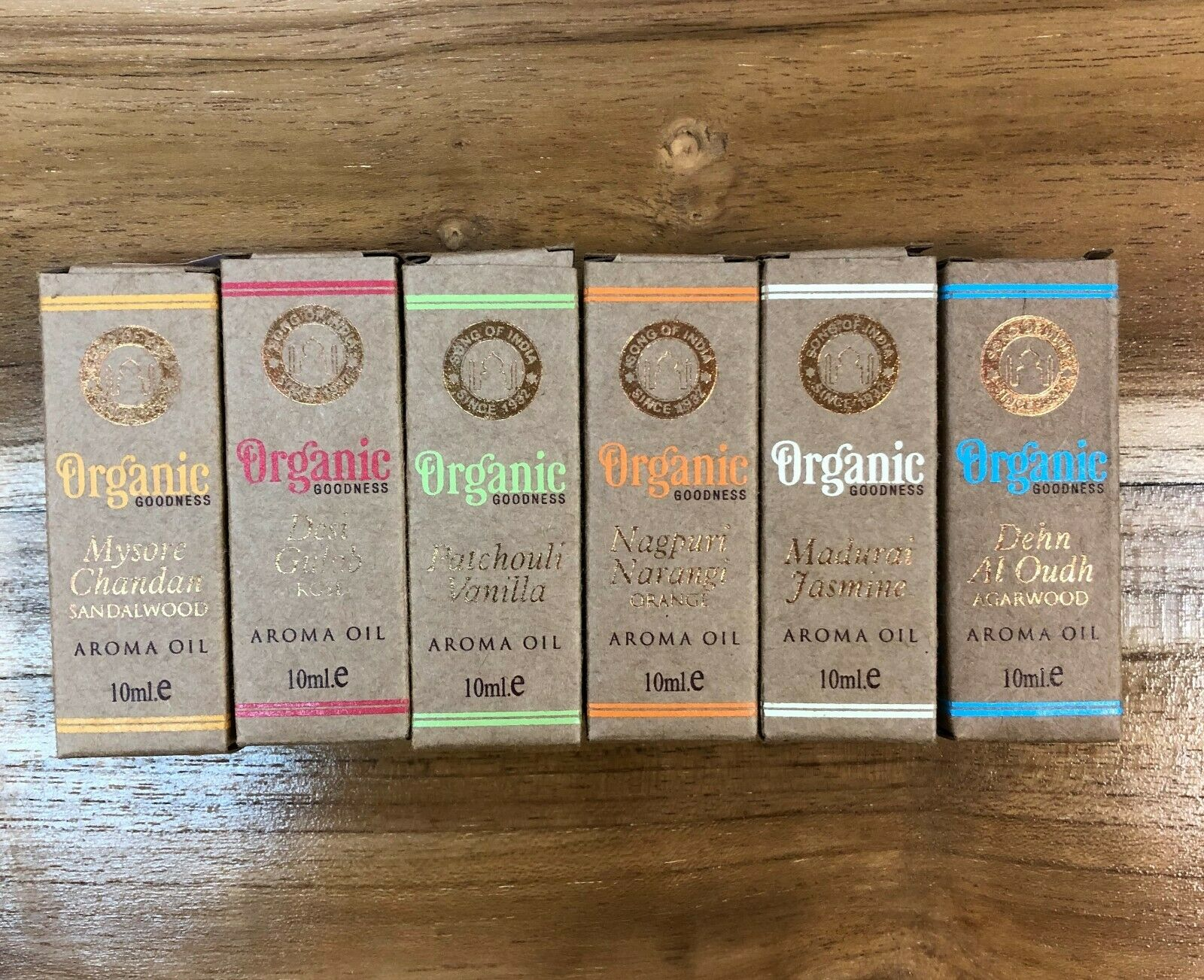 Premium Organic Goodness Aroma Oils  -  Many Flavours and Quantity Discounts
