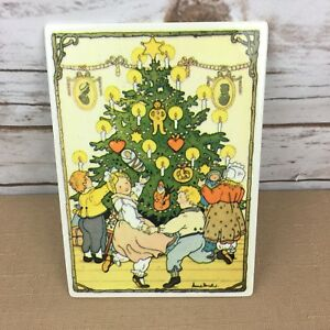 Villeroy Boch Tannenbaum.Villeroy Boch Porcelain O Tannenbaum Xmas Tree Vilbo Card Heseler