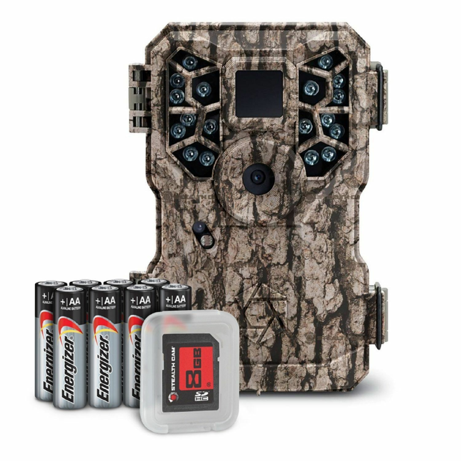 GSM Stealth Cam PX Series  Trail Game Camera 8MP STC-PX18CMO  the latest models