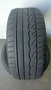 2-x-Dunlop-SP-Sport-01-245-45-r17-95w-mo-gomme-estive-PNEU-bande-TYRE