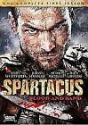 Spartacus Blood And Sand/ Gods Of The Arena (DVD, 2011, 6-Disc Set, Box Set)