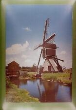CPA Holland Nijeveen Windmill Moulin a Vent Windmühle Wiatrak Molin w349