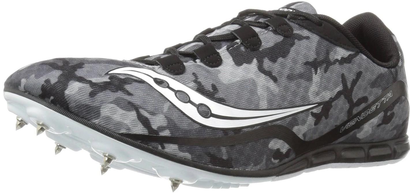 Saucony Vendetta Size 11.5 M (D) EU 46 Men's Track Running shoes Black S29027-6