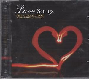 LOVE-SONGS-THE-COLLECTION-on-2-CDs-NEW