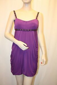 NEW-BCBG-MAXAZRIA-ACETATE-BLEND-KNIT-DRESS-SIZE-2