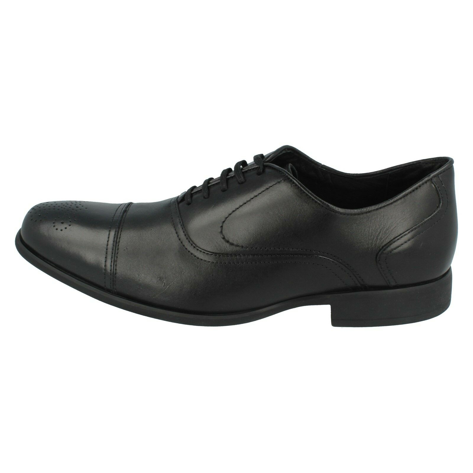 Mens Escada Black Lace up Shoes By Anatomic & co Retail Price £80.00