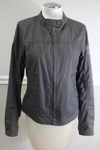 Green Cargo Women's Harley Med ja500 Jacket Olive Logo Tilbage M Davidson Størrelse wqHtxZ6f