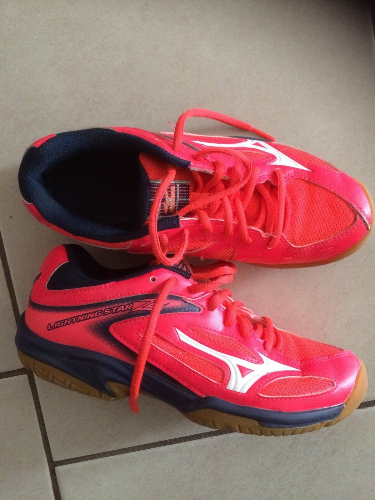 Z3 Mizuno Volley Chaussures De Ball Taille Lightning Star qgw0fwz