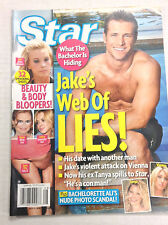 Star Magazine Bachelor Jake's Web Of Lies July 12, 2010 010517R