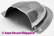 Marine Boat Clam Shell Vent Stainless Electrical Vent Outlet Seachoice 16231
