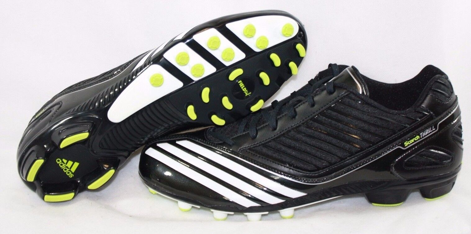 on sale 65bd1 e5ccc New Hombre Hombre New Adidas Scorch Thrill Field Turf lo g06826 Turf  Football cleats Shoes baratos zapatos de mujer zapatos de mujer a2ec02