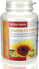Vitamina D3 2000iu 120 Compresse E488
