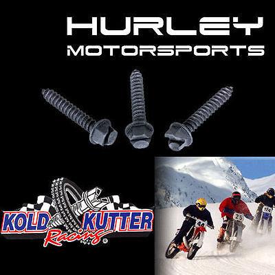 """KK058-10-50 Kold Kutter Track//Tire Traction Ice Screws 5//8/"""" #10 50 Pack"""