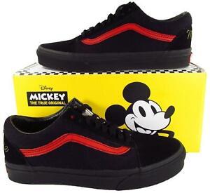 Vans x Disney Old Skool Mickey Mouse