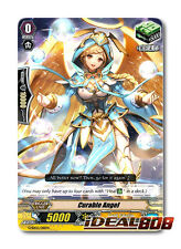 Cardfight Vanguard  x 4 Curable Angel - G-SD02/018EN (common ver.) Mint