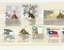 miniature 7 - CHINA STAMP LOT FLYING GEESE, SURCHARGED, LANDSCAPES, SYS, MAO & MUCH MORE