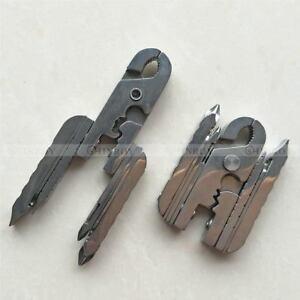EDC 15 in 1 Mini Folding Pliers Screwdriver Opener Pocket Multifunction Tools